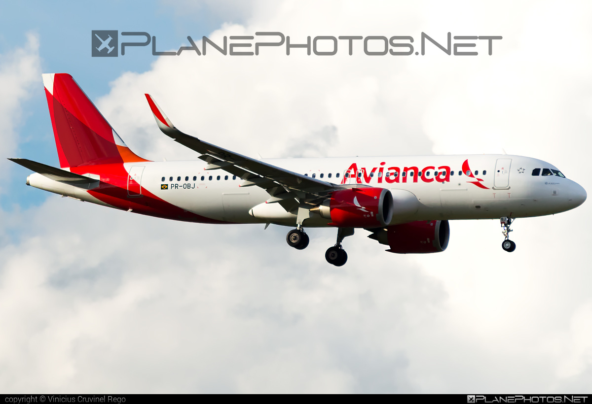 Airbus A320-251N - PR-OBJ operated by Avianca Brasil #a320 #a320family #a320neo #airbus #airbus320 #avianca #aviancabrasil