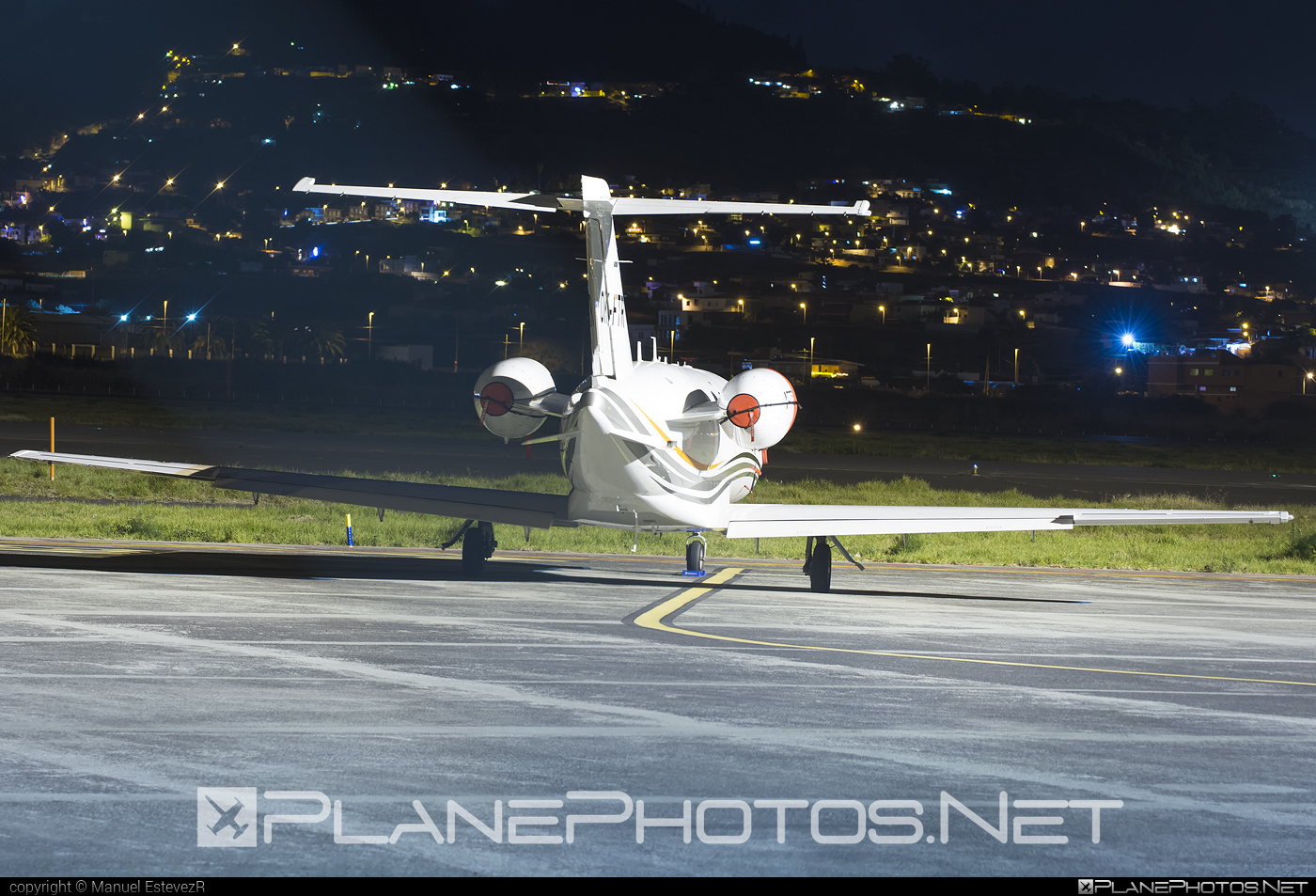 Cessna 510 Citation Mustang - OK-FTR operated by CTR flight services #cessna