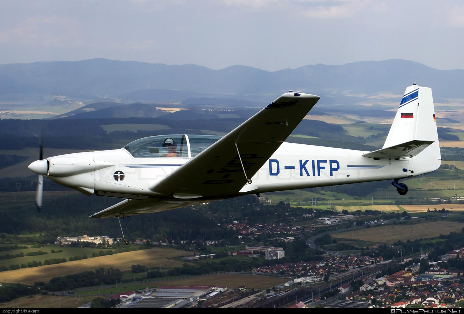 Sportavia-Pützer RF-5B Sperber - D-KIFP operated by Private operator