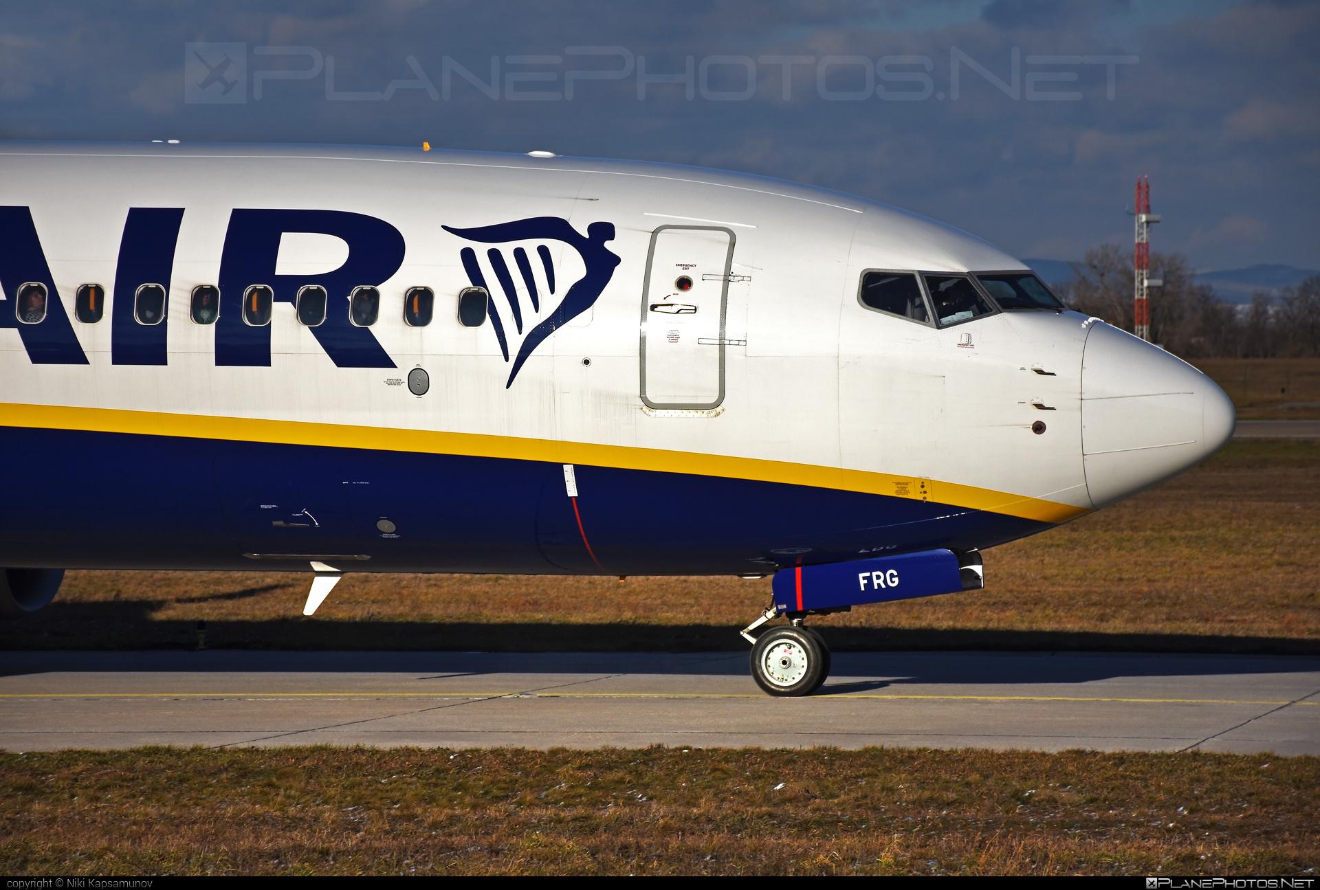 Boeing 737-800 - EI-FRG operated by Ryanair #b737 #b737nextgen #b737ng #boeing #boeing737 #ryanair