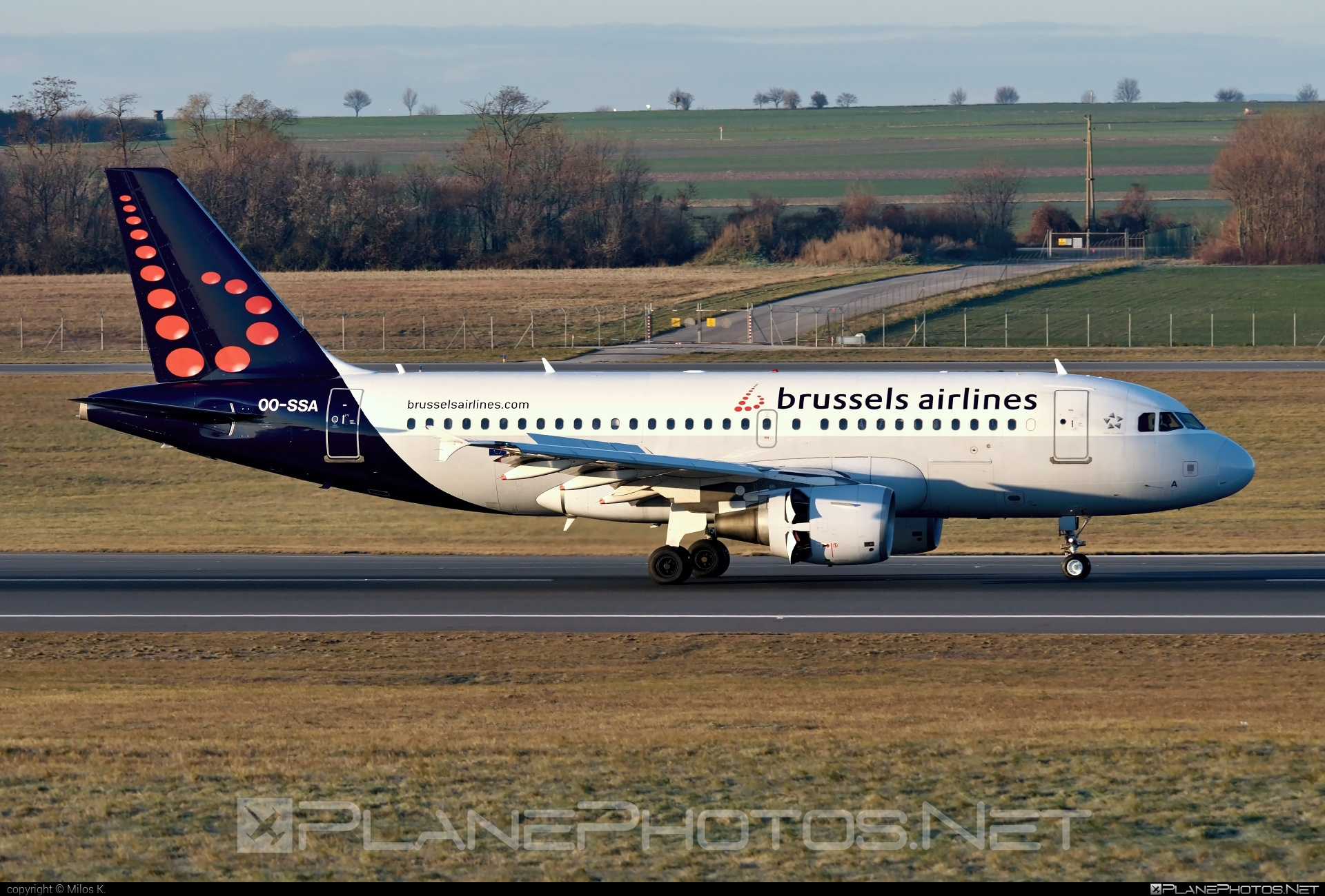 Airbus A319-111 - OO-SSA operated by Brussels Airlines #a319 #a320family #airbus #airbus319 #brusselsairlines