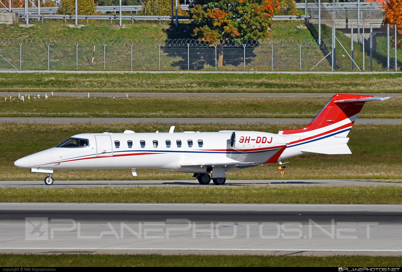 Kermas International Ltd. Bombardier Learjet 75 - 9H-DDJ #bombardier #learjet #learjet75