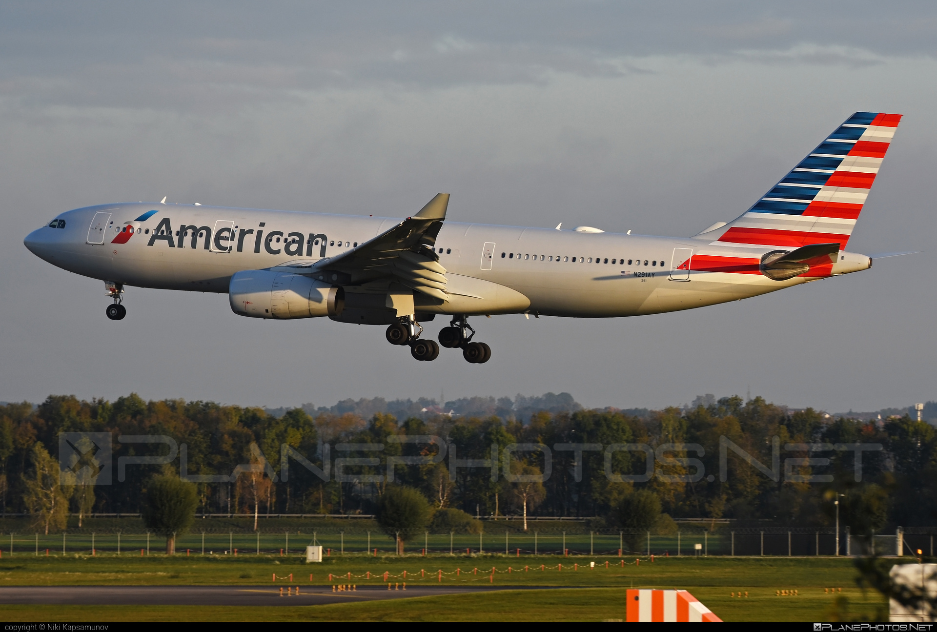 Airbus A330-243 - N291AY operated by American Airlines #a330 #a330family #airbus #airbus330 #americanairlines