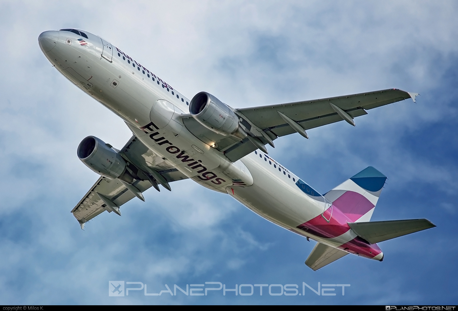 Airbus A320-216 - D-ABZL operated by Eurowings #a320 #a320family #airbus #airbus320 #eurowings