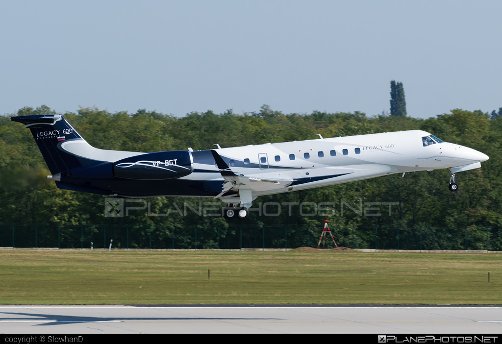 Embraer ERJ-135BJ Legacy 600 - VP-BGT operated by Sirius-Aero #embraer #embraer135 #embraerlegacy #erj135 #erj135bj #legacy600