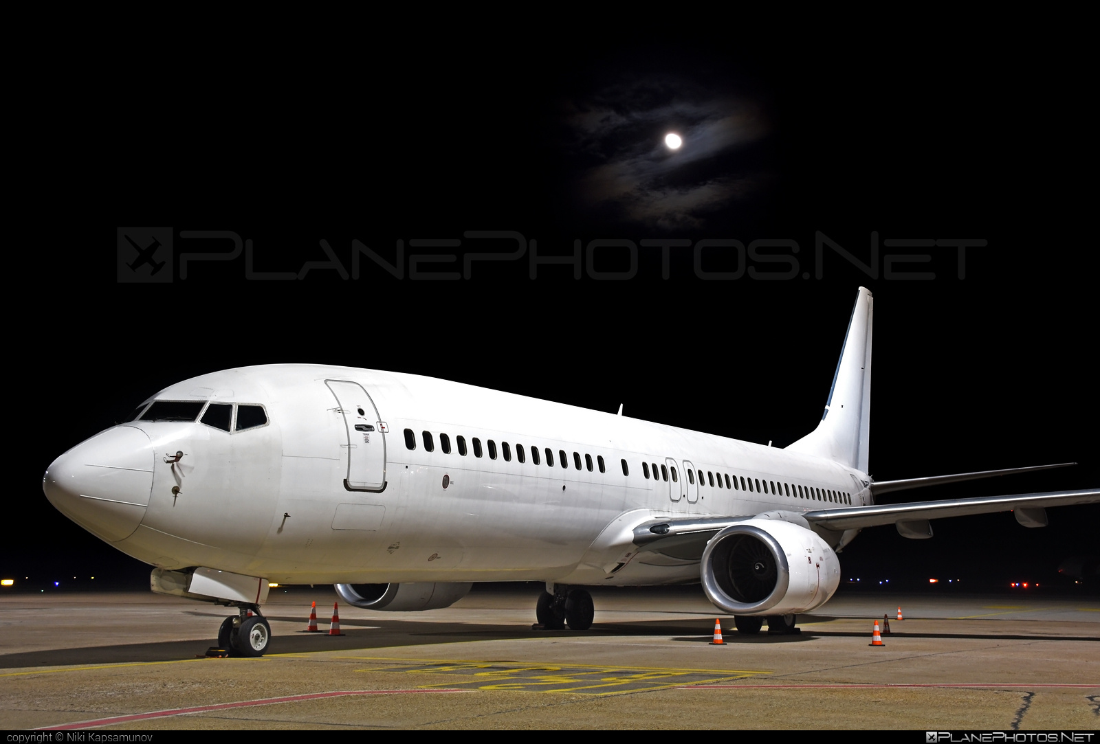 Boeing 737-800 - OM-FEX operated by AirExplore #airexplore #b737 #b737nextgen #b737ng #boeing #boeing737