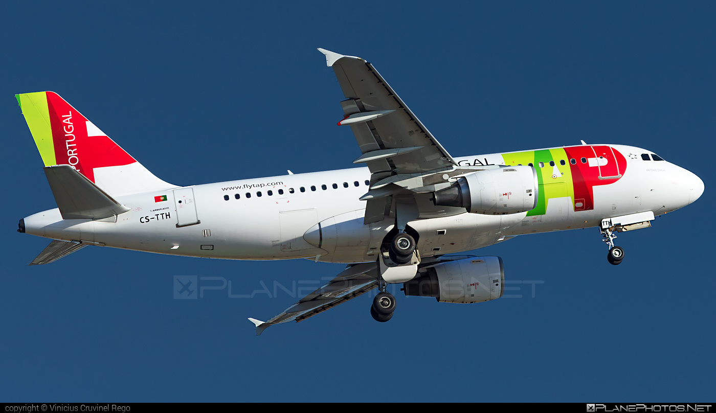 Airbus A319-111 - CS-TTH operated by TAP Portugal #a319 #a320family #airbus #airbus319
