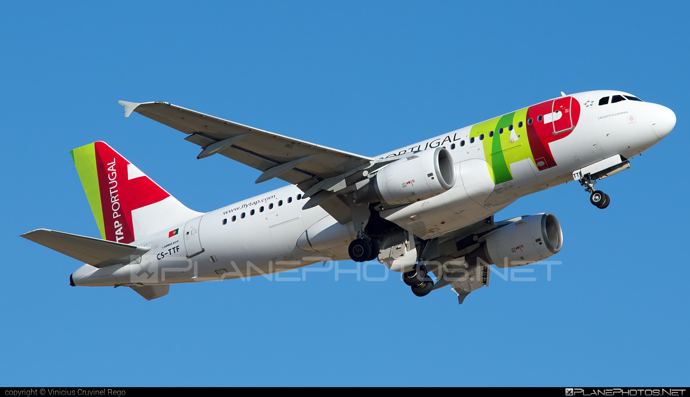 Airbus A319-111 - CS-TTF operated by TAP Portugal #a319 #a320family #airbus #airbus319