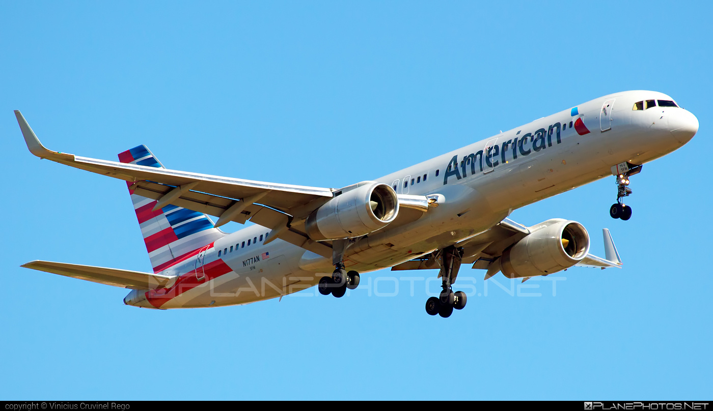 Boeing 757-200 - N177AN operated by American Airlines #americanairlines #b757 #boeing #boeing757