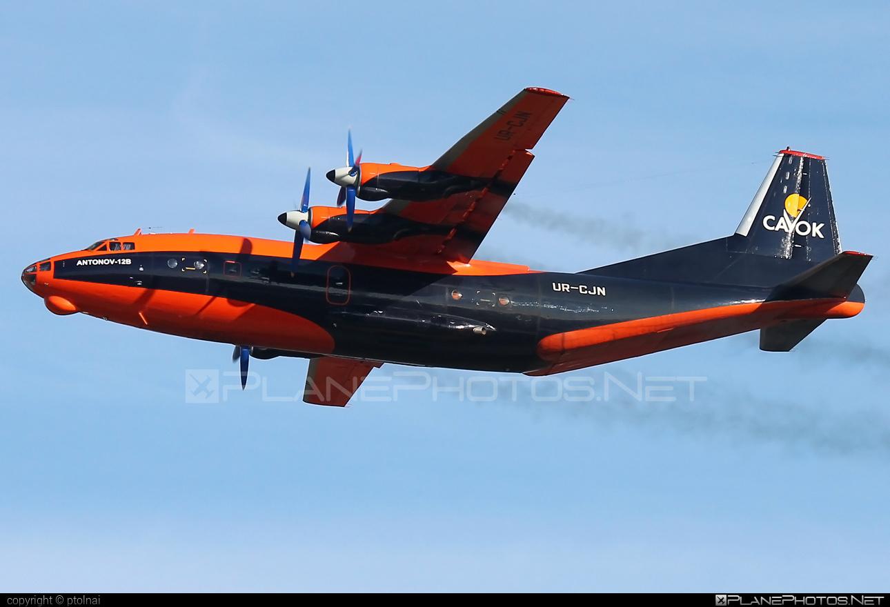 Antonov An-12B - UR-CJN operated by Cavok Air #an12 #an12b #antonov #antonov12 #cavokair