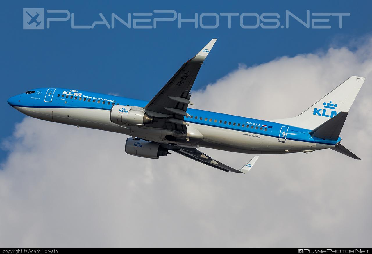 Boeing 737-800 - PH-BXA operated by KLM Royal Dutch Airlines #b737 #b737nextgen #b737ng #boeing #boeing737 #klm #klmroyaldutchairlines #royaldutchairlines