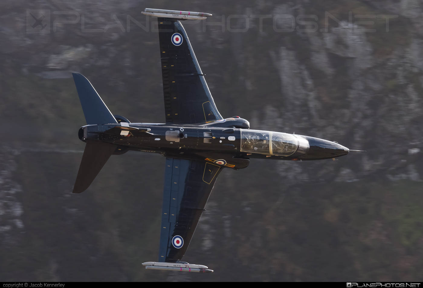 British Aerospace Hawk T2 - ZK035 operated by Royal Air Force (RAF) #britishaerospace #machloop #raf #royalairforce
