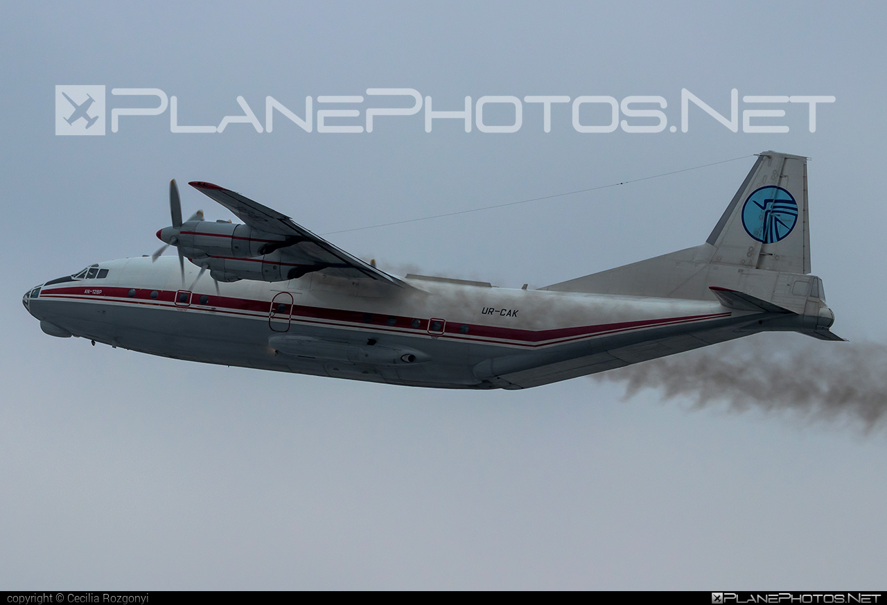 Antonov An-12BP - UR-CAK operated by Meridian Aviation #an12 #an12bp #antonov #antonov12
