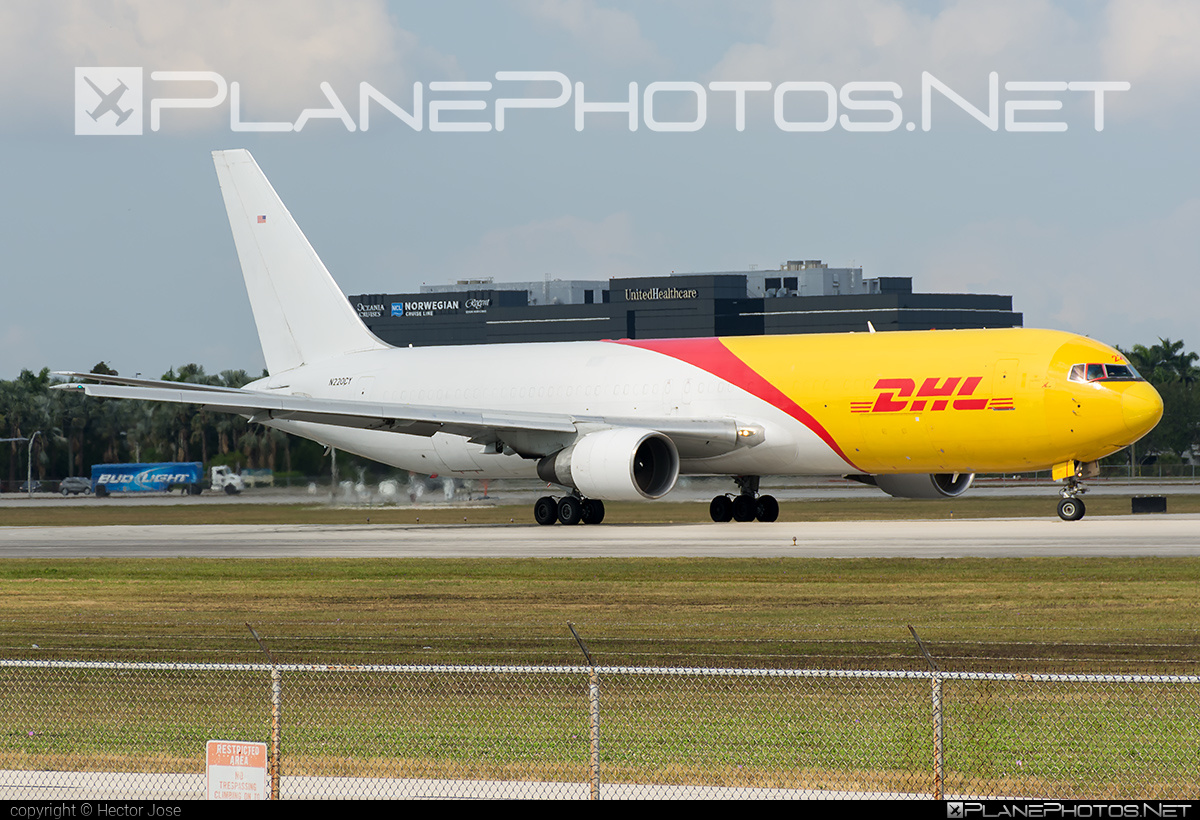Boeing 767-300F - N220CY operated by ABX Air #b767 #b767f #b767freighter #boeing #boeing767