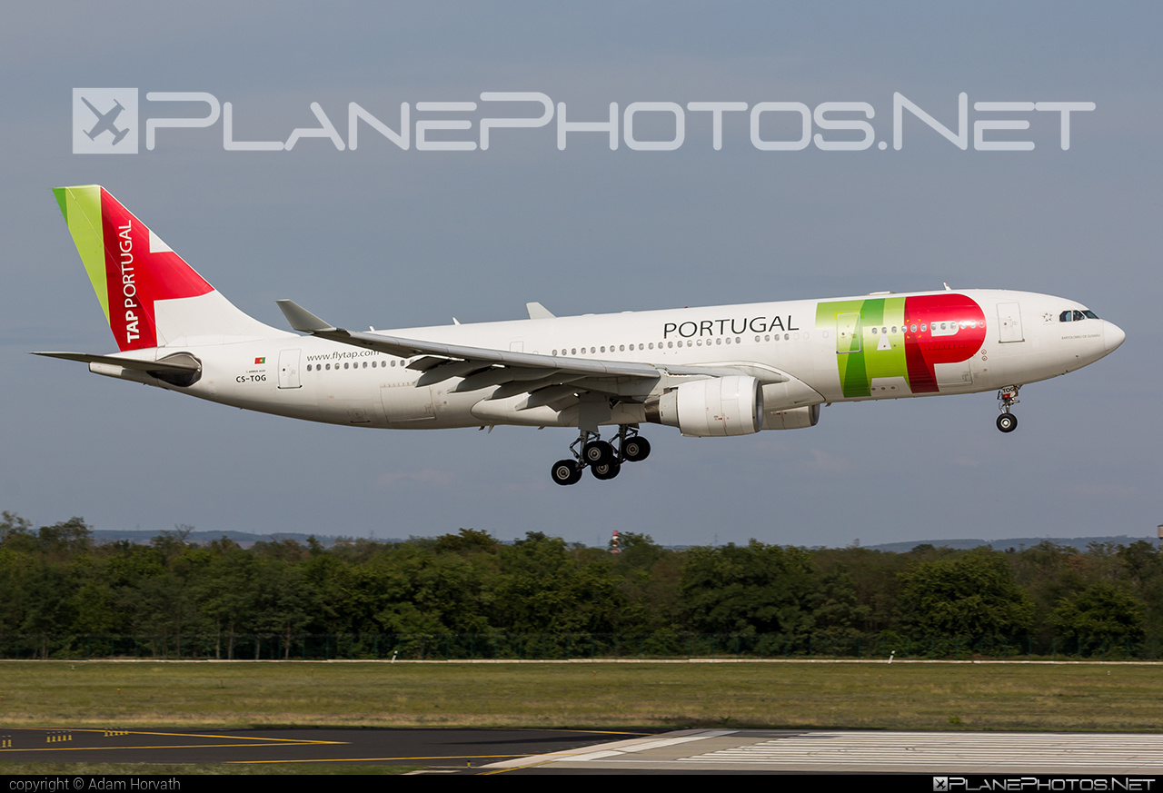 Airbus A330-223 - CS-TOG operated by TAP Portugal #a330 #a330family #airbus #airbus330