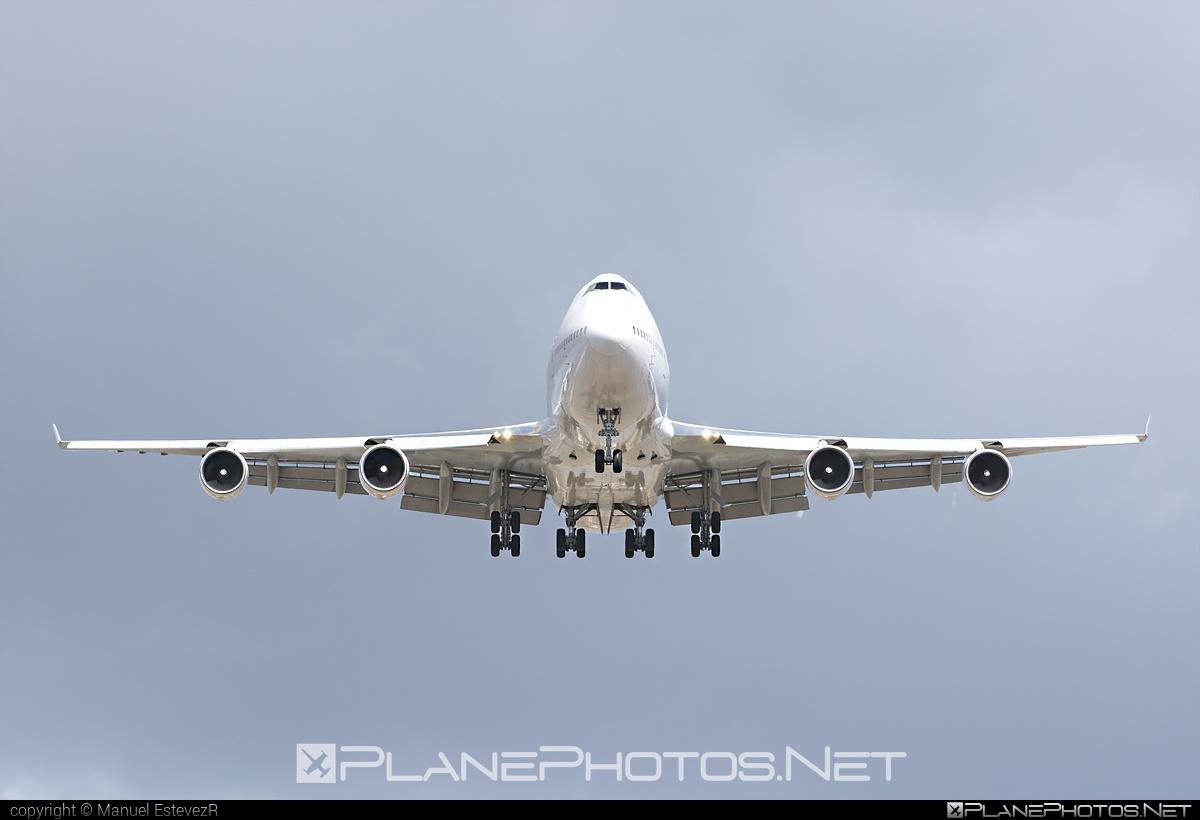 Boeing 747-400 - EC-MQK operated by Wamos Air #b747 #boeing #boeing747 #jumbo