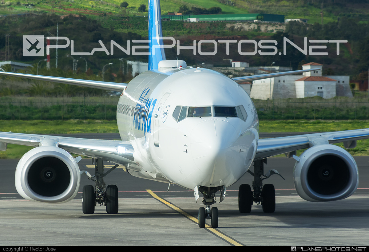 Boeing 737-800 - EC-MPS operated by Air Europa #b737 #b737nextgen #b737ng #boeing #boeing737