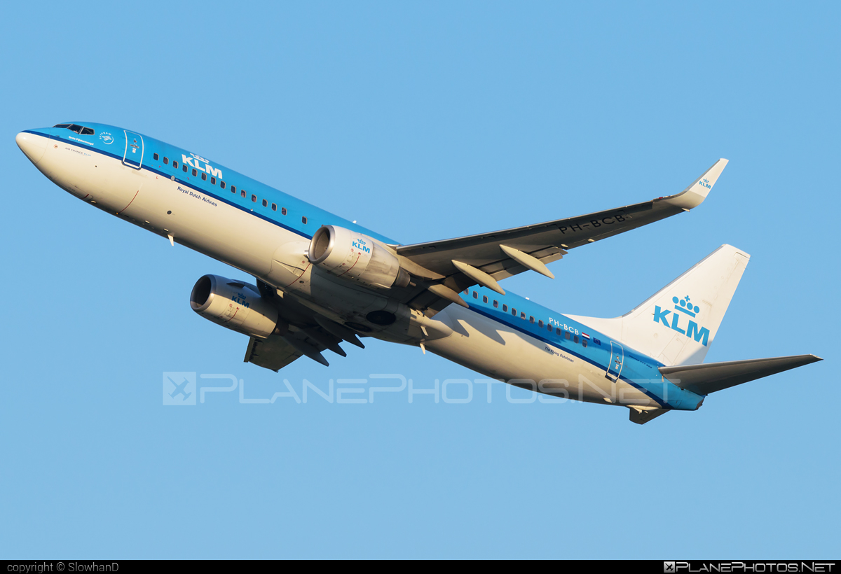 Boeing 737-800 - PH-BCB operated by KLM Royal Dutch Airlines #b737 #b737nextgen #b737ng #boeing #boeing737 #klm #klmroyaldutchairlines #royaldutchairlines