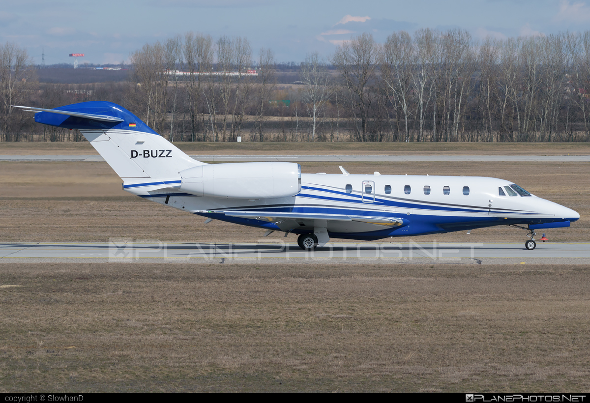 Cessna 750 Citation X - D-BUZZ operated by Air X Charter #cessna