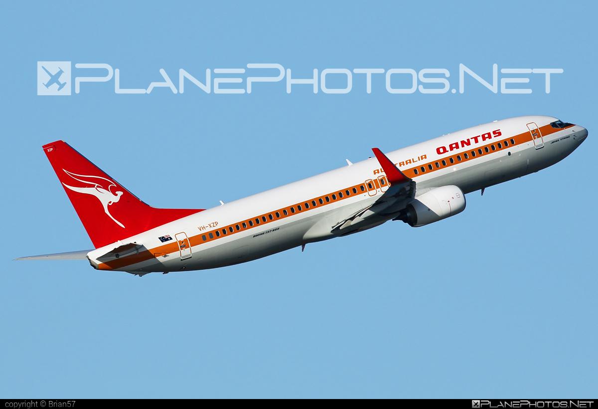 Boeing 737-800 - VH-XZP operated by Qantas #b737 #b737nextgen #b737ng #boeing #boeing737 #qantas
