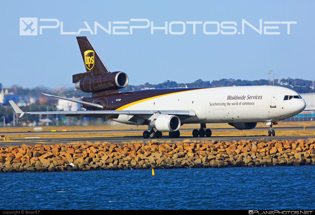 McDonnell Douglas MD-11F - N273UP operated by United Parcel Service (UPS) #mcdonnelldouglas #mcdonnelldouglas11 #mcdonnelldouglas11f #mcdonnelldouglasmd11 #mcdonnelldouglasmd11f #md11 #md11f #ups #upsairlines