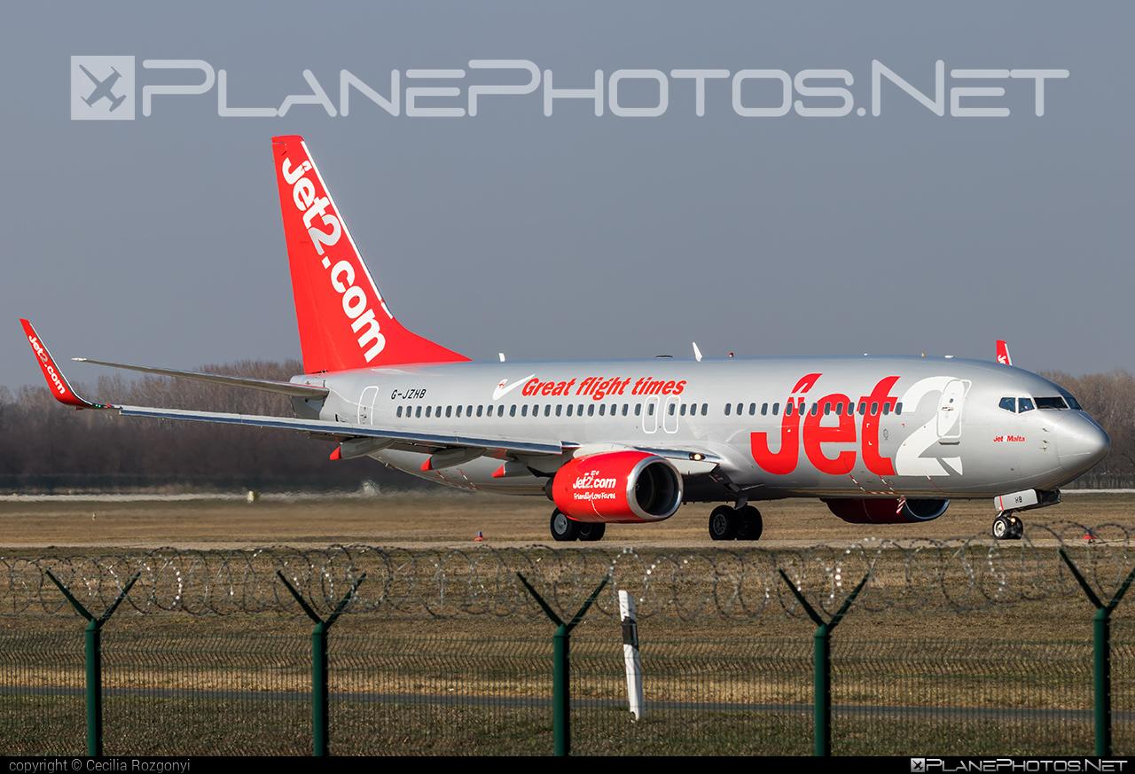 Boeing 737-800 - G-JZHB operated by Jet2 #b737 #b737nextgen #b737ng #boeing #boeing737 #jet2