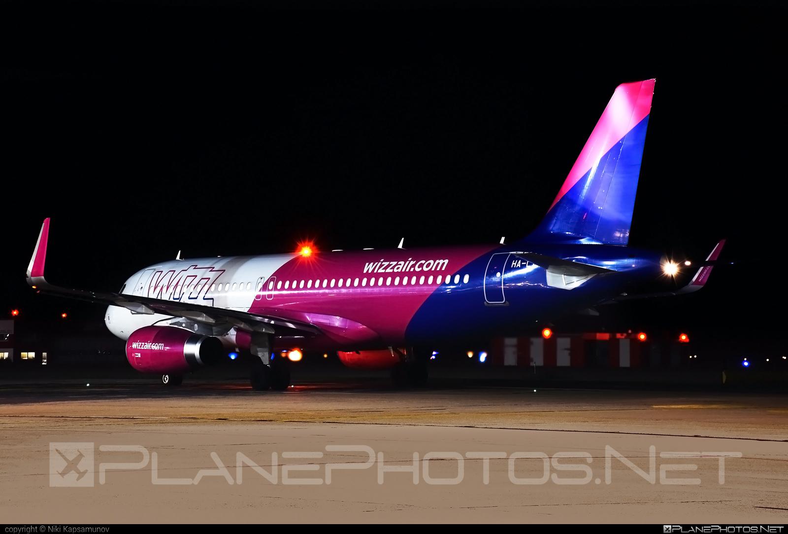 Wizz Air Airbus A320-232 - HA-LYW #a320 #a320family #airbus #airbus320 #wizz #wizzair