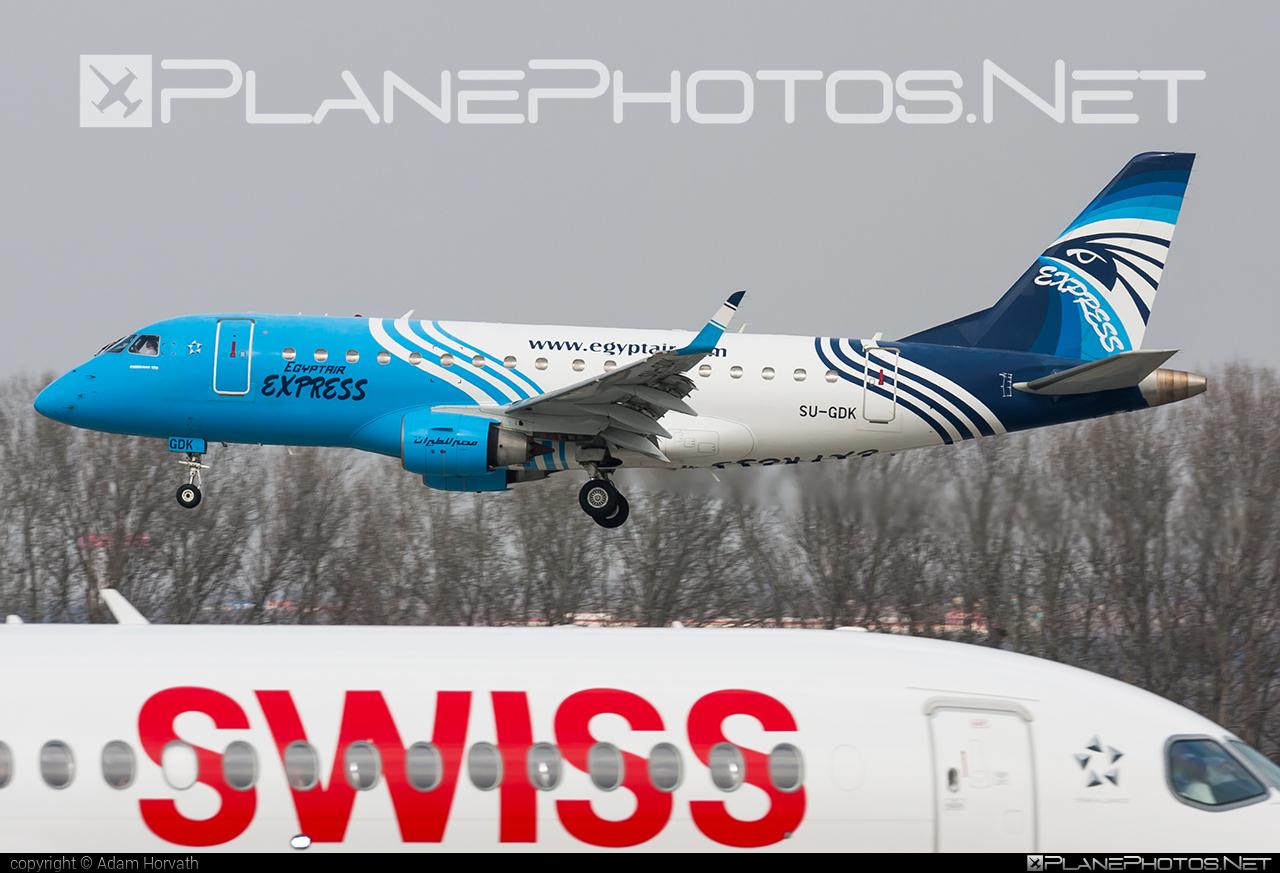 Embraer E170LR (ERJ-170-100LR) - SU-GDK operated by EgyptAir #e170 #embraer #embraer170 #embraer170lr #erj170 #erj170100 #erj170100lr #erj170lr