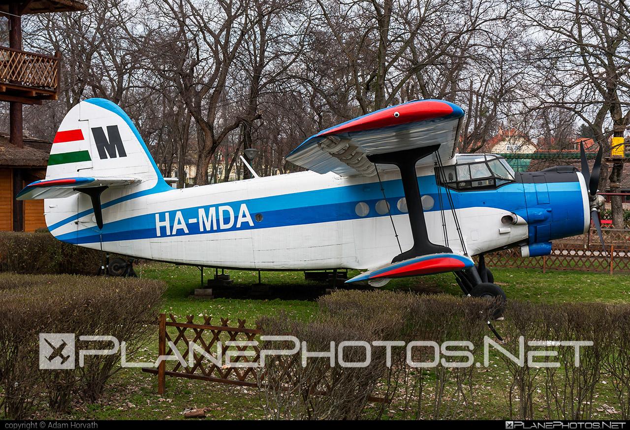 PZL-Mielec An-2R - HA-MDA operated by Private operator #an2 #an2r #antonov2 #pzl #pzlmielec