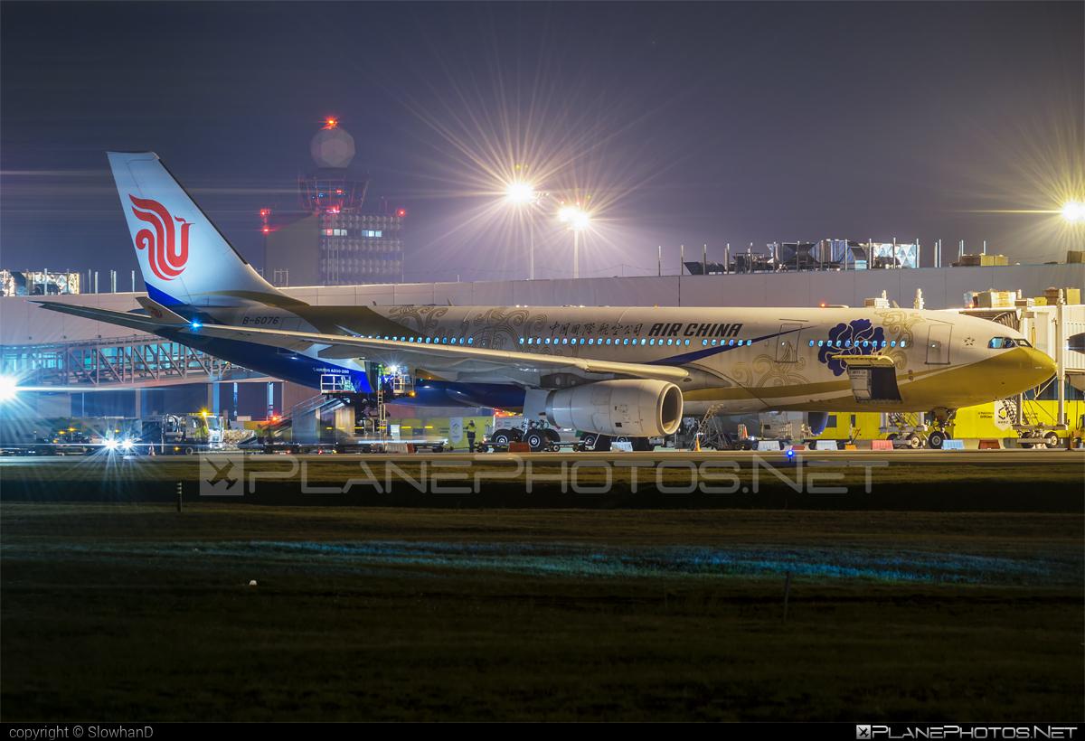 Airbus A330-243 - B-6076 operated by Air China #a330 #a330family #airbus #airbus330 #airchina