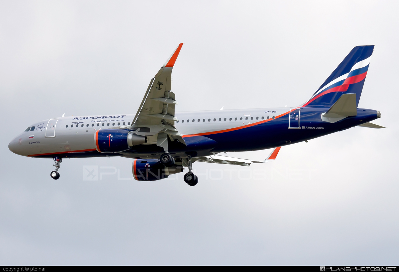 Airbus A320-214 - VP-BII operated by Aeroflot #a320 #a320family #aeroflot #airbus #airbus320