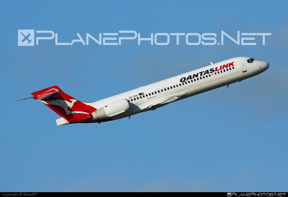Boeing 717-200 - VH-YQS operated by QantasLink (National Jet Systems) #b717 #boeing #boeing717 #nationaljetsystems #qantaslink