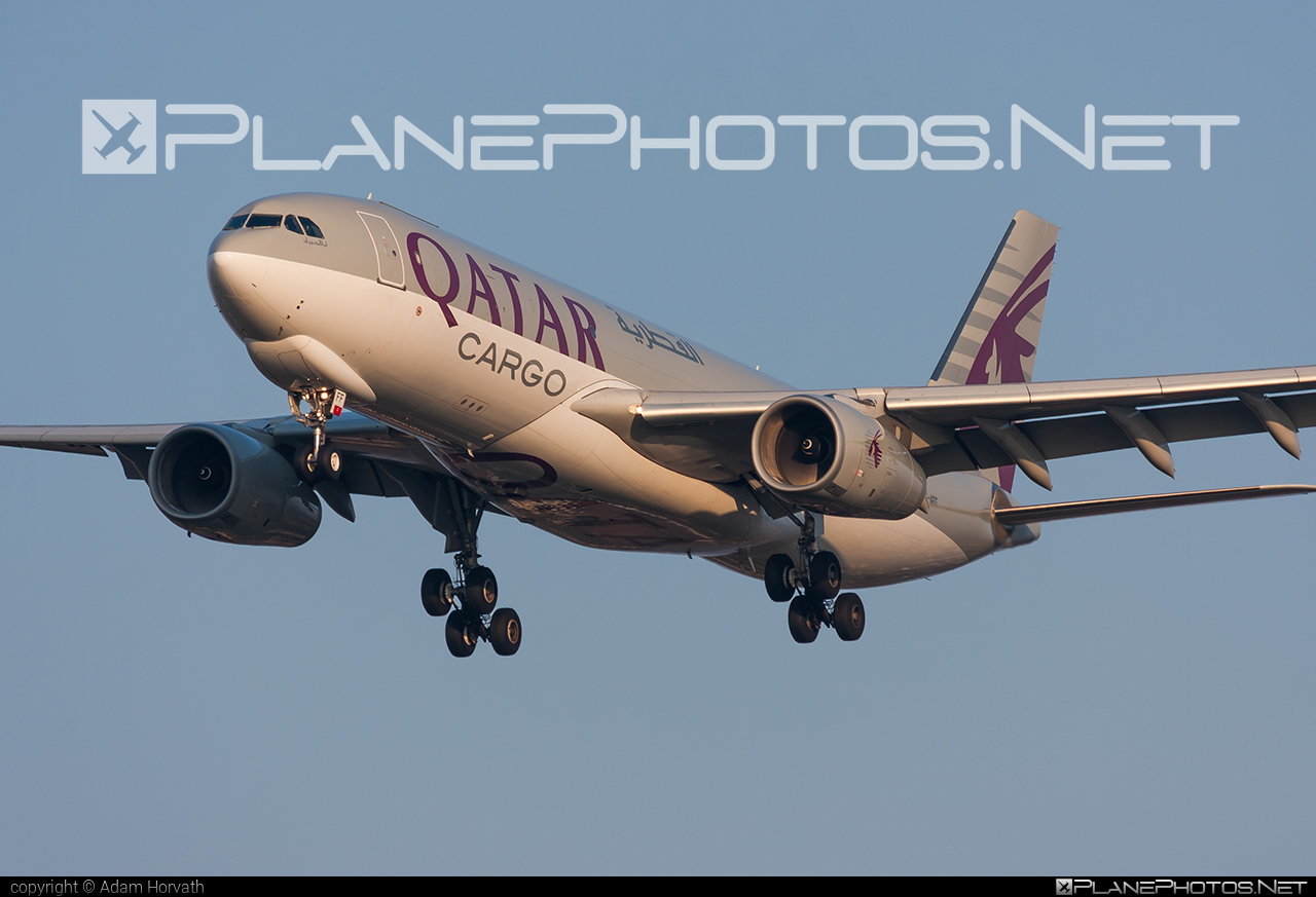 Airbus A330-243F - A7-AFF operated by Qatar Airways Cargo #a330 #a330f #a330family #airbus #airbus330 #qatarairwayscargo