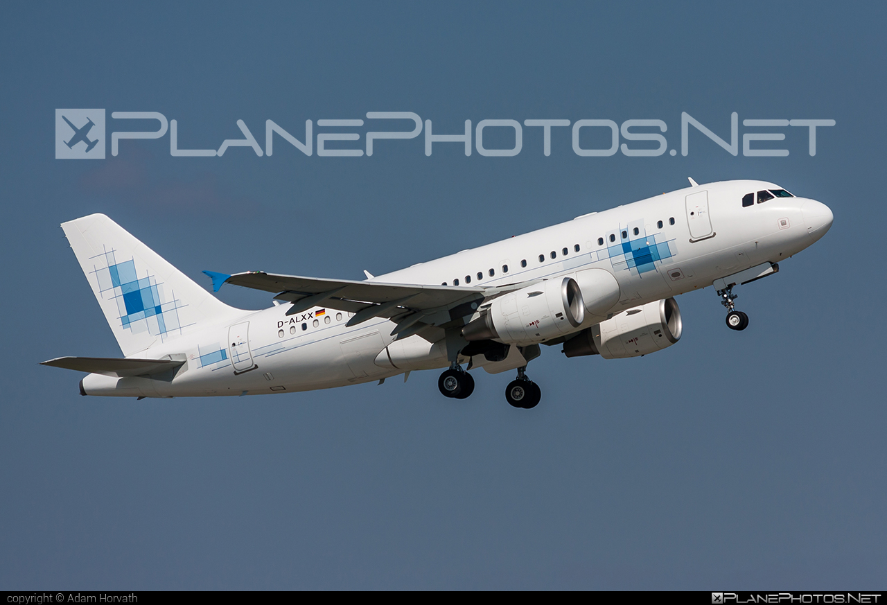 K5-Aviation Airbus ACJ319-115X - D-ALXX #airbus #k5aviation