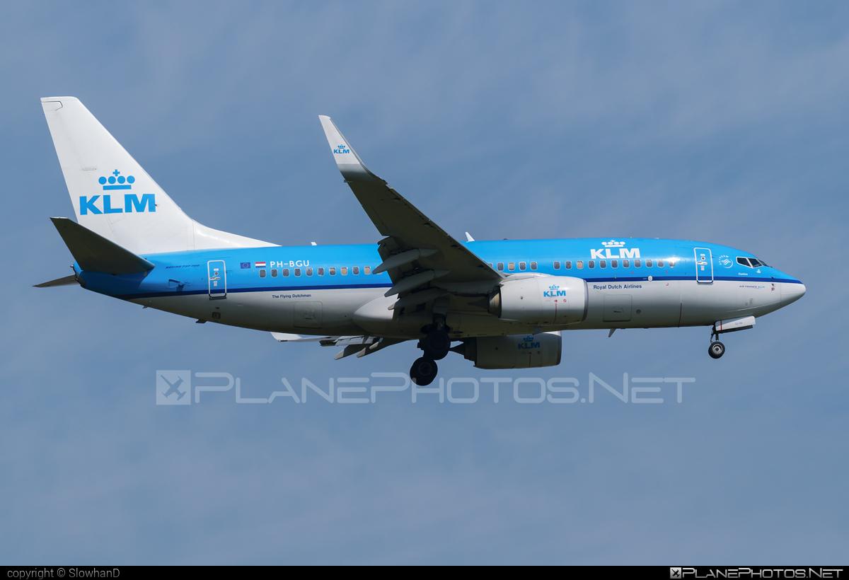 Boeing 737-700 - PH-BGU operated by KLM Royal Dutch Airlines #b737 #b737nextgen #b737ng #boeing #boeing737 #klm #klmroyaldutchairlines #royaldutchairlines