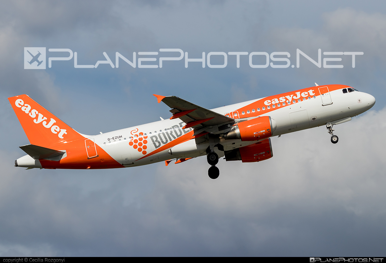 Airbus A320-214 - G-EZUH operated by easyJet #a320 #a320family #airbus #airbus320 #easyjet