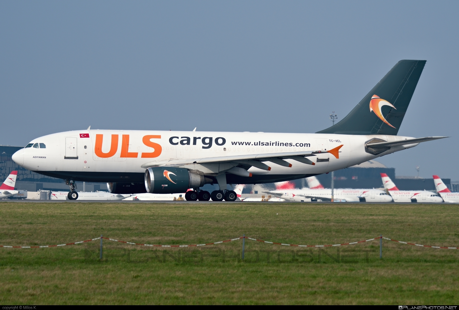 ULS Airlines Cargo Airbus A310-304F - TC-VEL #a310 #airbus