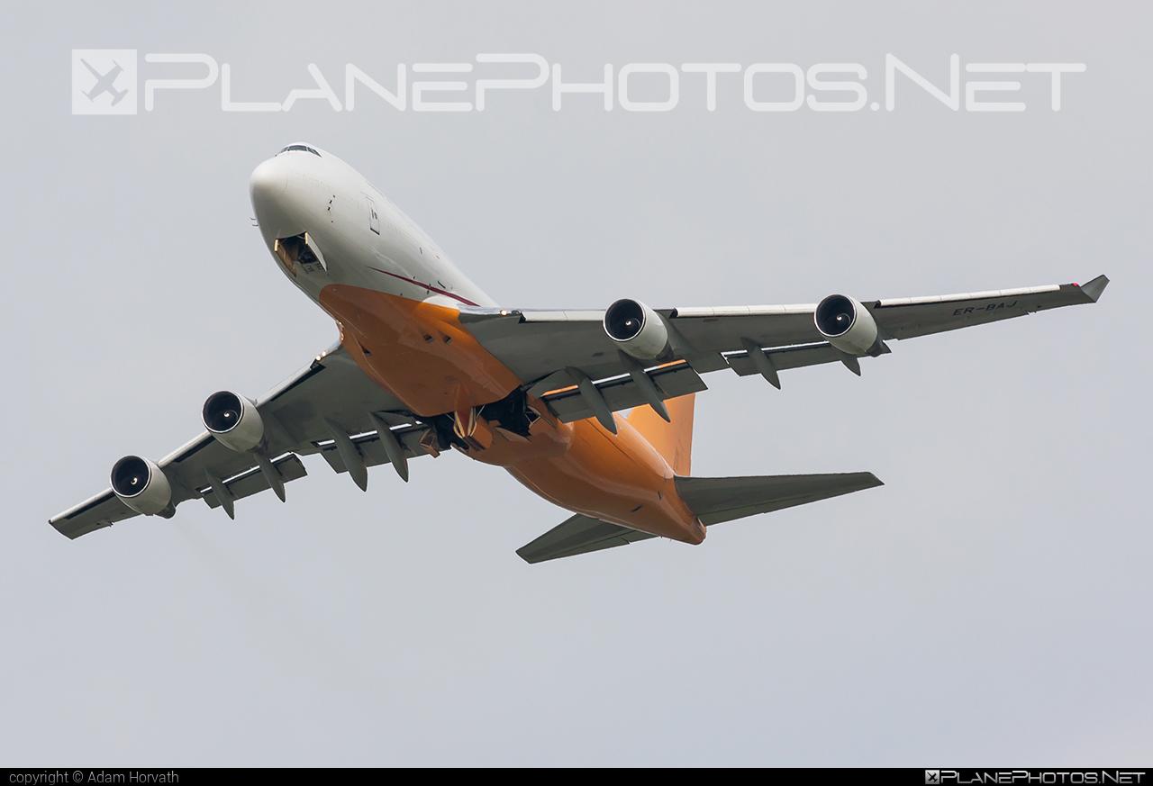 Aerotrans Cargo Boeing 747-400BDSF - ER-BAJ #aerotranscargo #b747 #boeing #jumbo