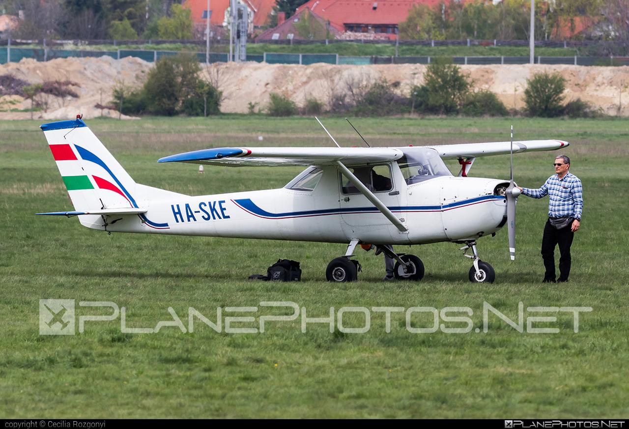 Cessna 150G - HA-SKE operated by Private operator #cessna