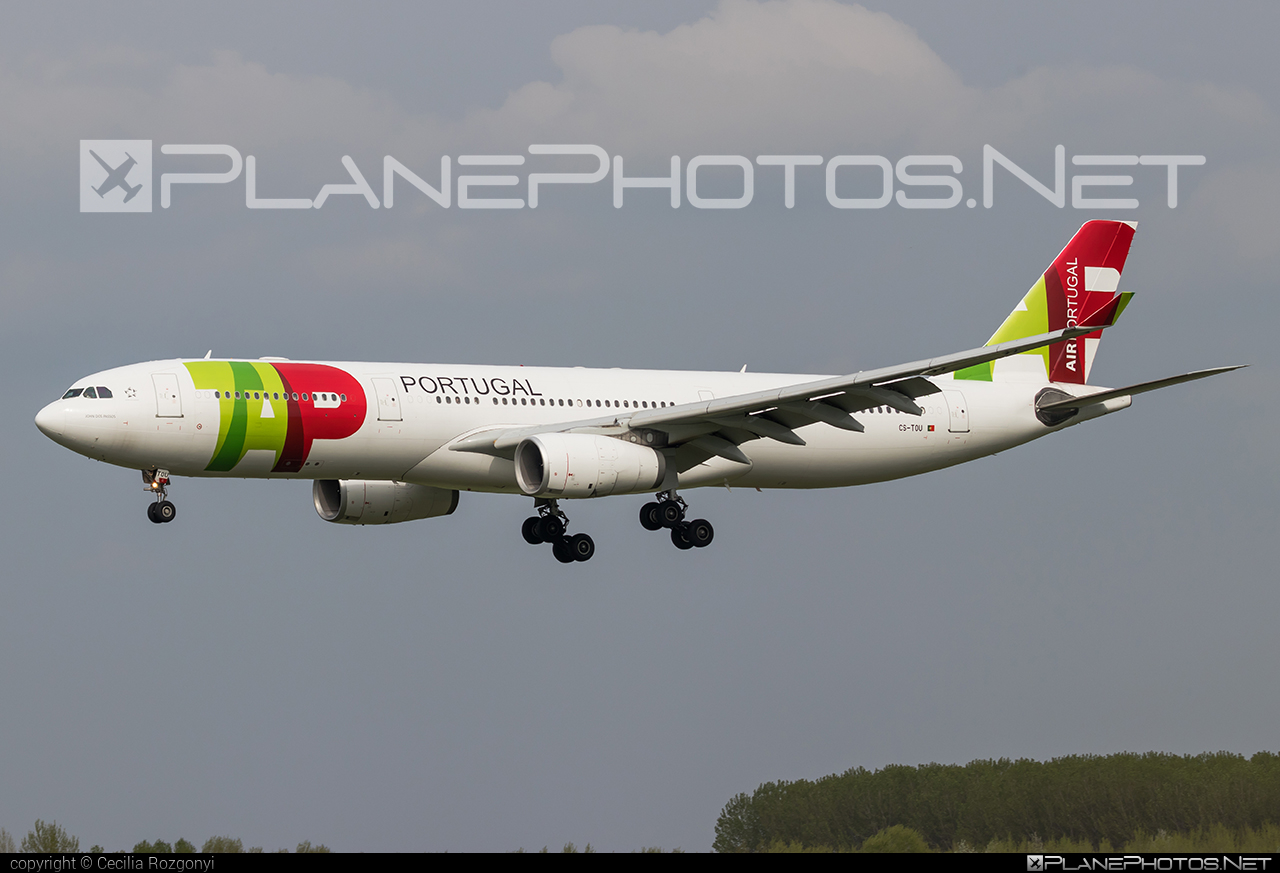 Airbus A330-343 - CS-TOU operated by TAP Portugal #a330 #a330family #airbus #airbus330