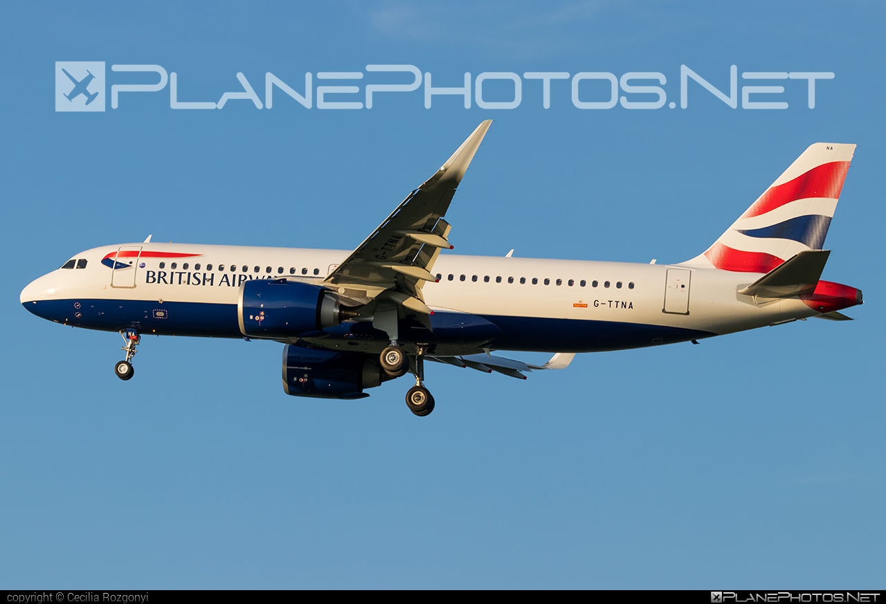 Airbus A320-251N - G-TTNA operated by British Airways #a320 #a320family #a320neo #airbus #airbus320 #britishairways