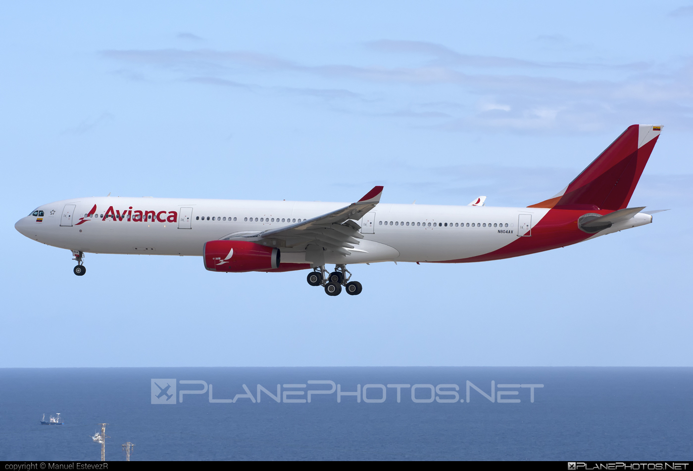 Airbus A330-343 - N804AV operated by Avianca #a330 #a330family #airbus #airbus330 #avianca