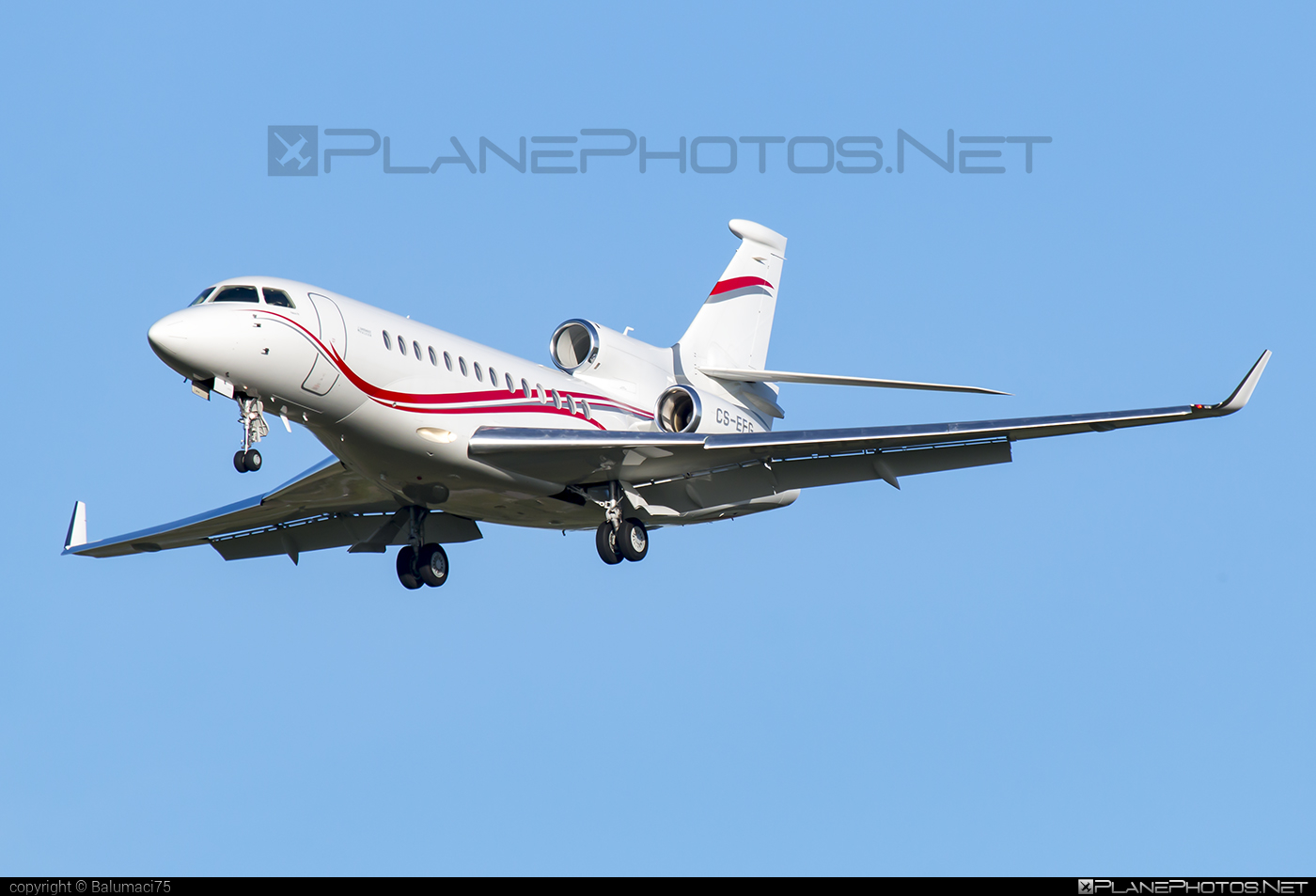 Dassault Falcon 7X - CS-EFG operated by Executive Jet Management Europe #dassault #dassaultfalcon #dassaultfalcon7x #ejme #ejmeurope #falcon7x