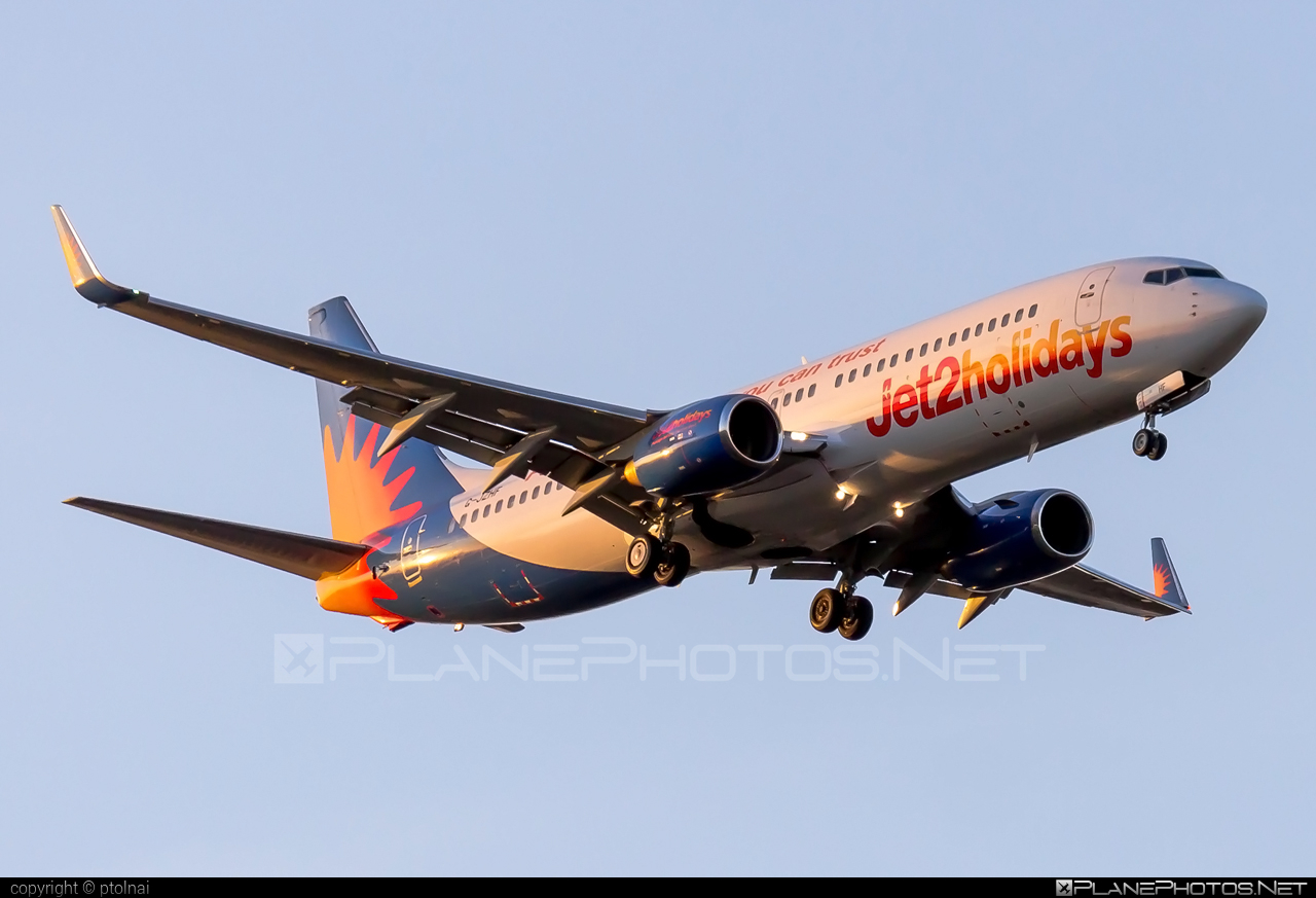 Boeing 737-800 - G-JZHF operated by Jet2 #b737 #b737nextgen #b737ng #boeing #boeing737 #jet2