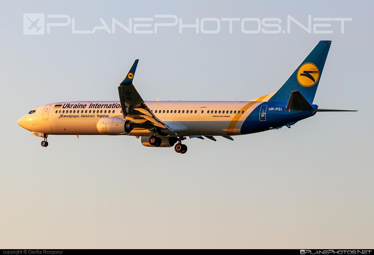 Boeing 737-900ER - UR-PSI operated by Ukraine International Airlines #b737 #b737er #b737nextgen #b737ng #boeing #boeing737 #uia #ukraineinternationalairlines