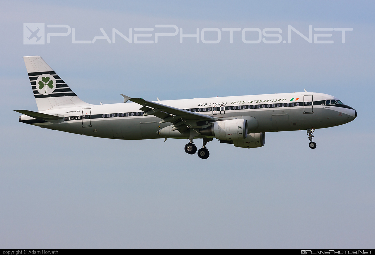Airbus A320-214 - EI-DVM operated by Aer Lingus #a320 #a320family #aerlingus #airbus #airbus320