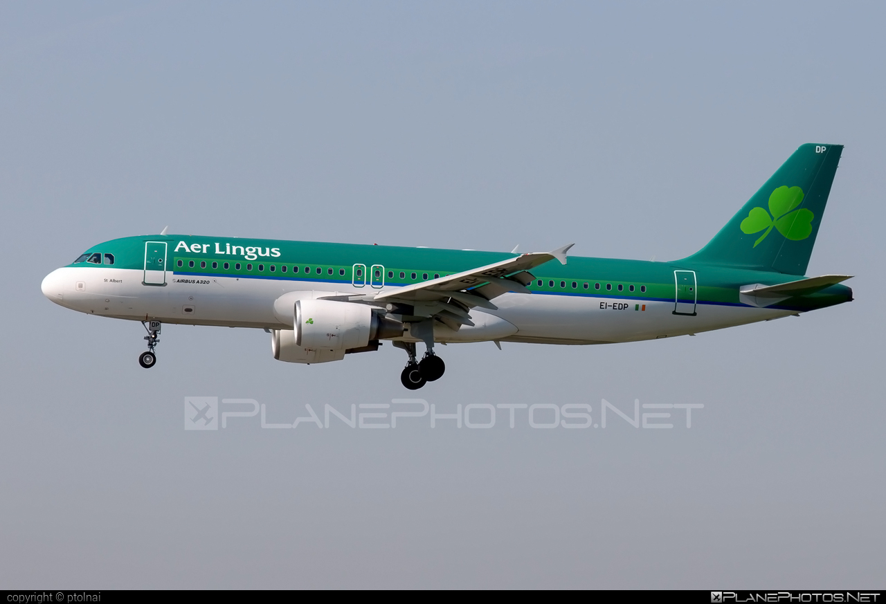 Airbus A320-214 - EI-EDP operated by Aer Lingus #a320 #a320family #aerlingus #airbus #airbus320