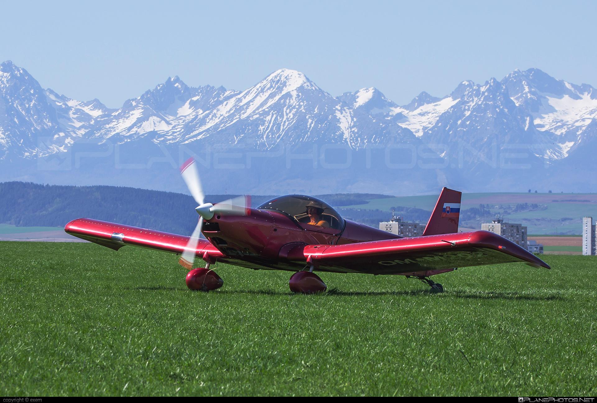 Zenair Zodiac CH 601 UL - OM-M202 operated by Private operator #zenair
