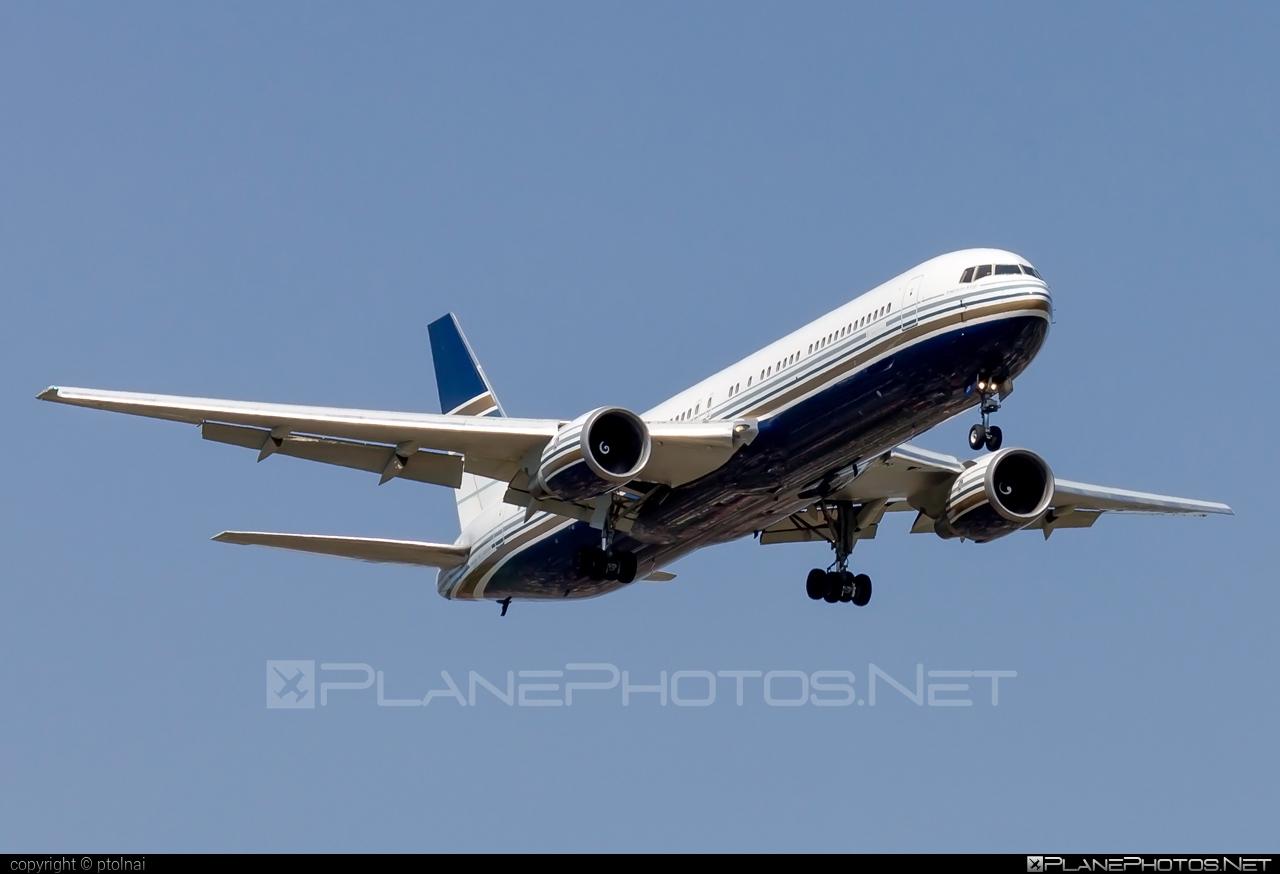 Privilege Style Boeing 767-300ER - EC-LZO #b767 #b767er #boeing #boeing767