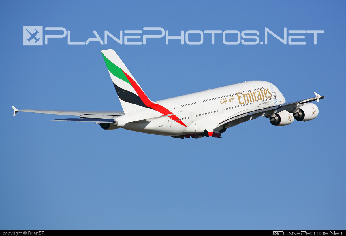 Airbus A380-861 - A6-EET operated by Emirates #a380 #a380family #airbus #airbus380 #emirates